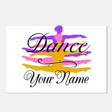 Dance Customizeable Postcards (Package of 8)