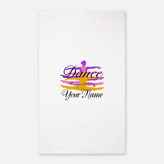 Dance Customizeable 3'x5' Area Rug