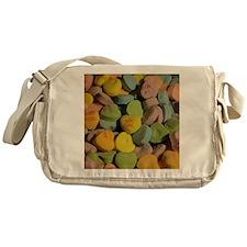 Hearts_Candy Messenger Bag