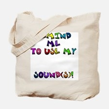 reminder4 Tote Bag