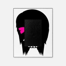 Scene Girl Skull Picture Frame