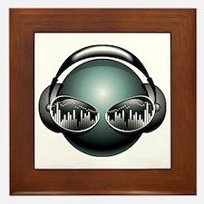 best dj Framed Tile
