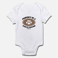 Cavachon dog Infant Bodysuit
