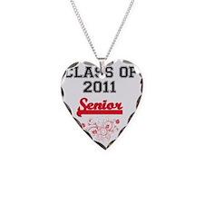 RedDesigndecorativeclass2011_ Necklace Heart Charm