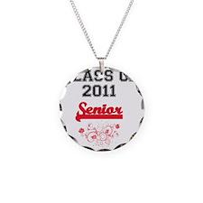 RedDesigndecorativeclass2011 Necklace