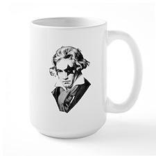 Rock star Beethoven Mugs