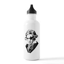 Rock star Beethoven Water Bottle