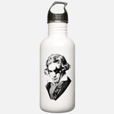 Rock star Beethoven Water Bottle