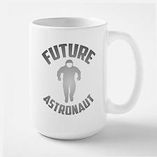 Future Astronaut Large Mug