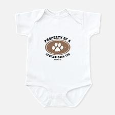 Cava-Tzu dog Infant Bodysuit