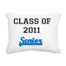 SeniorDesignclass2011_10 Rectangular Canvas Pillow