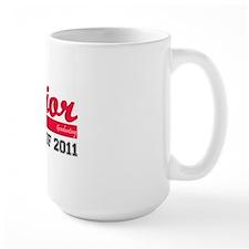 Senior Class 2011 Womens Logo Mug