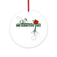 seductivetree Round Ornament
