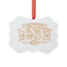 EST1952 Ornament