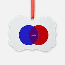 Cecilia2 Ornament