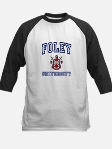 FOLEY University Kids Baseball Jersey