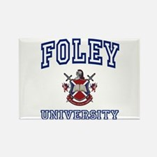 FOLEY University Rectangle Magnet