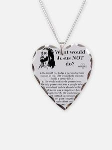 WWJND Necklace
