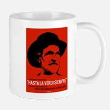 Hasta La Verdi Siempre Mugs
