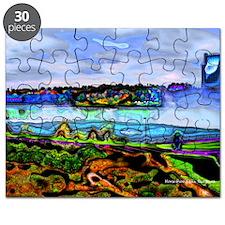 Horseshoe Falls Puzzle