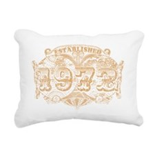 EST1972 Rectangular Canvas Pillow