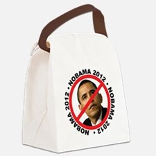 nobama col Canvas Lunch Bag