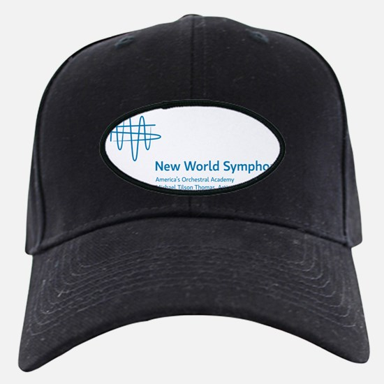 NWS_lockup_blue Baseball Hat