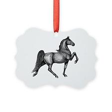 Gaited_horse_by_centauressa Ornament