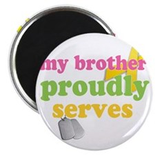 brotherserves Magnet
