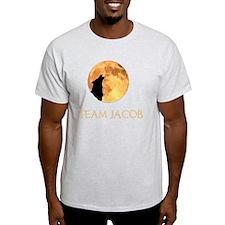 team jacob 1 back black T-Shirt