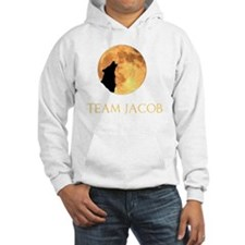 team jacob 1 back black Hoodie