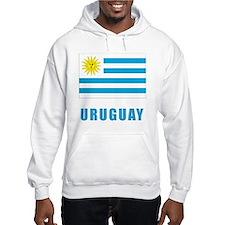 uruguay_flag Hoodie