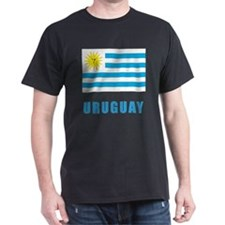 uruguay_flag T-Shirt