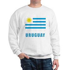 uruguay_flag Sweatshirt