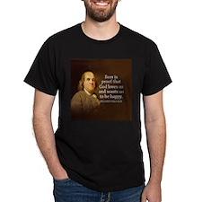 Ben Quote Beer T-Shirt