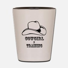 COWGIRL IN TRAINING 1 Shot Glass