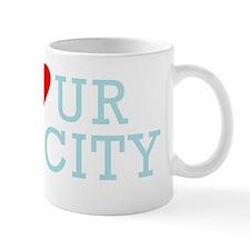 Go-Heart-Your-Own-City_blac Mug