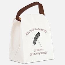 wiener Canvas Lunch Bag