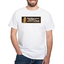 Ben Quote Tyrants T-Shirt