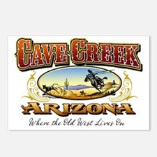 Cave Creek Shirt with Rop Postcards (Package of 8)