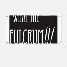Fulcrum Banner