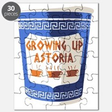 GUA coffee cup Puzzle
