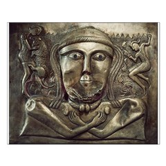 Ancient Celtic Carving Print
