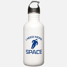 I Need More Space Water Bottle