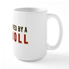 Loved by a Ragdoll bumper Mug