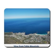 Table Mountain 4 Mousepad