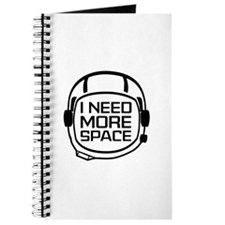 I Need More Space Journal