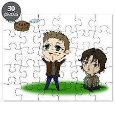 Flying Pie Puzzle