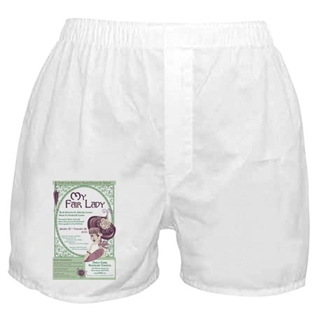 my-fair-lady-poster Boxer Shorts