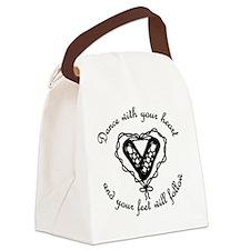 Ghillieheart4 Canvas Lunch Bag
